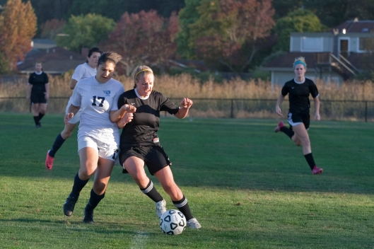 College of Marin Woman's Soccer