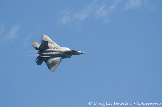 US Air Force F-22 Raptor