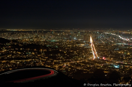 Night Time from Twin Peaks