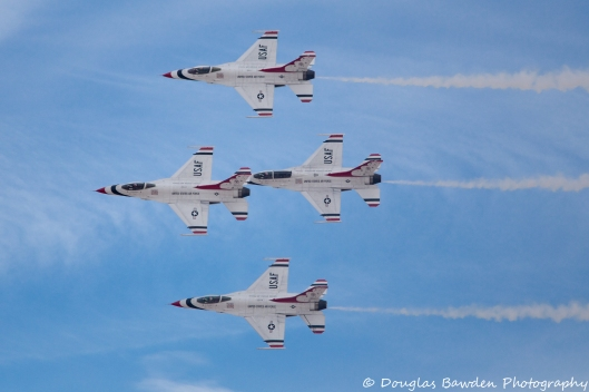 USAF Thunderbirds No.3