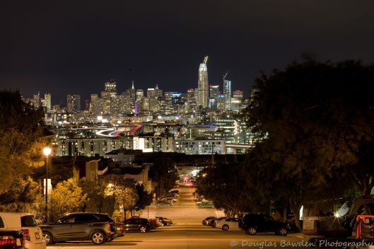 The City From Potrero Hill No.1