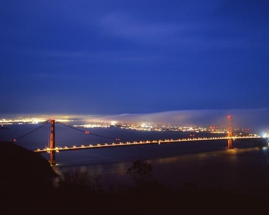 San Francisco at Blue Hour No.6